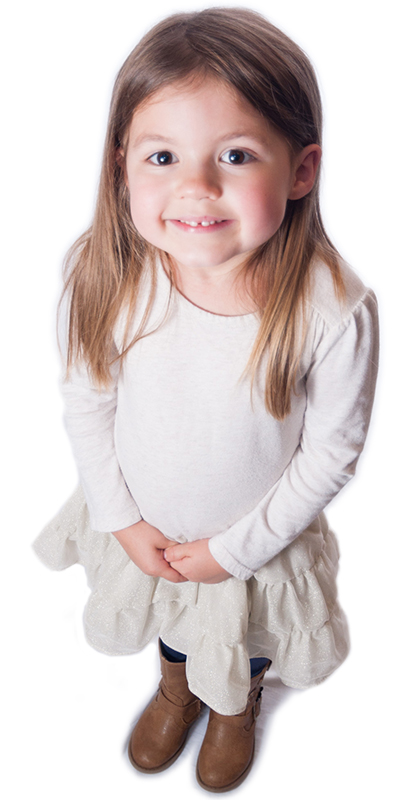 Smiling kid ready for preventive orthodontic treatment - Pediatric Dentistry Oregon City, OR